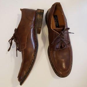 Frye   men's lace up leather dress shoe